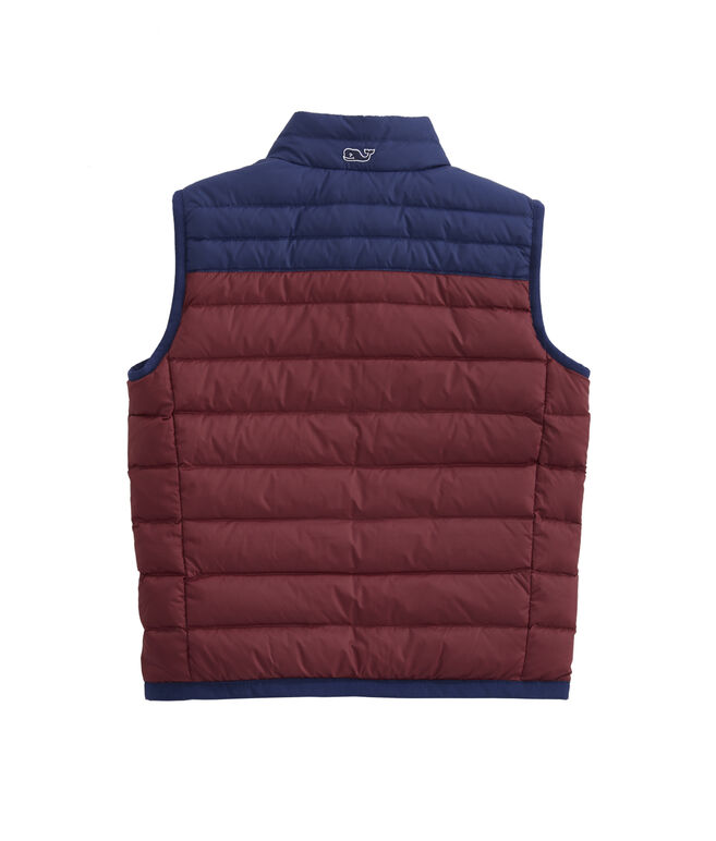 Kids Mountain Weekend Down Vest