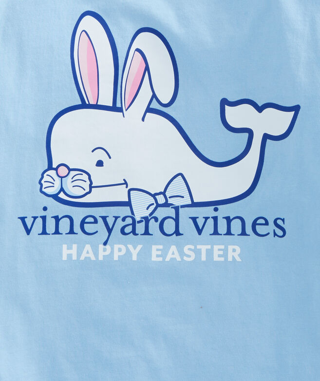9566c6b40 Boys Long-Sleeve Easter Bunny Whale Pocket T-Shirt