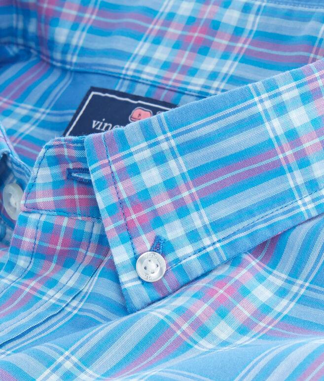 Pelon Plaid Slim Tucker Shirt