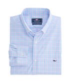 Third Place Check Performance Classic Tucker Shirt