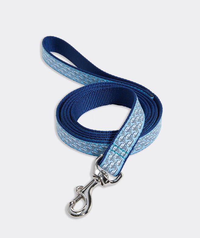 Vineyard Whale Dog Leash