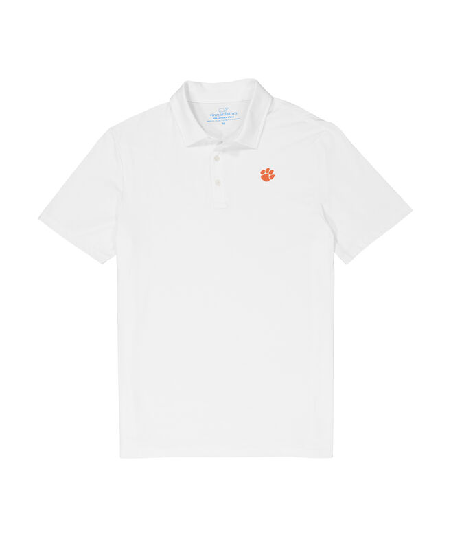 Clemson University Edgartown Polo