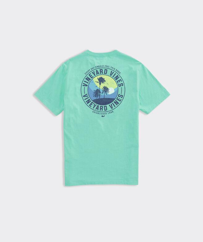 Slub Bahama Crest Short-Sleeve Tee