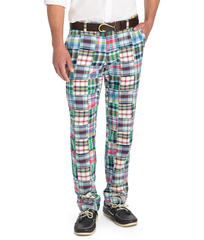 Madras Breaker Pants