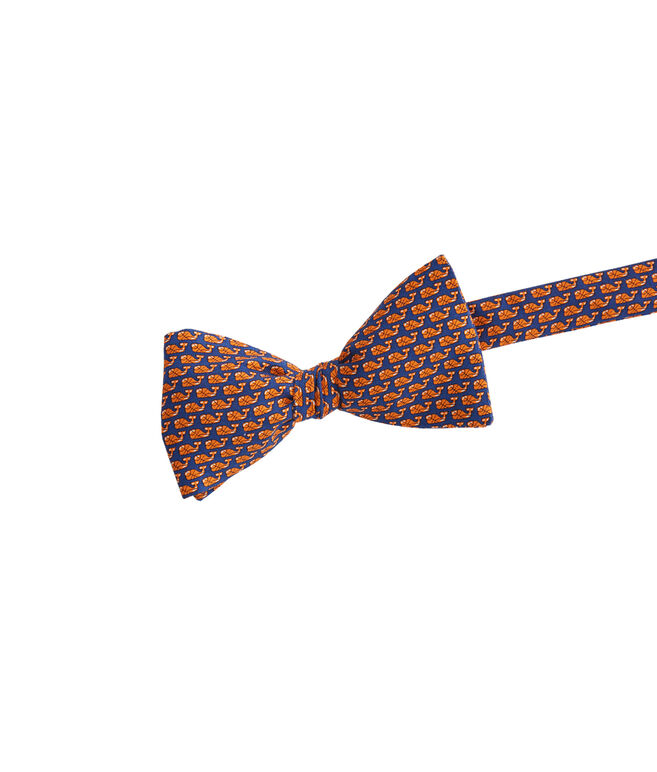 Basketball Whale Bow Tie