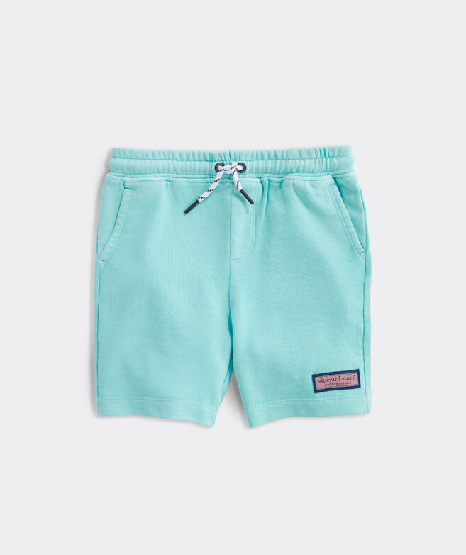 Boys' Sun-Washed Knit Jetty Shorts