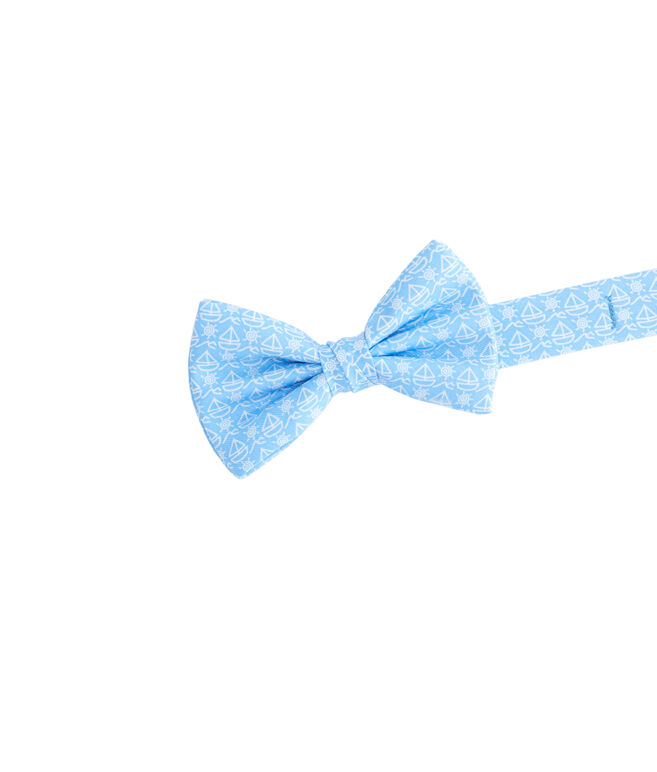 Boys Simple Sail Bow Tie