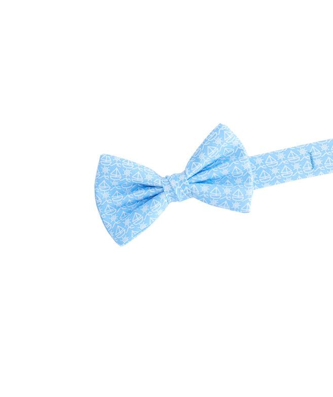 Boys Simple Sail Bow Tie