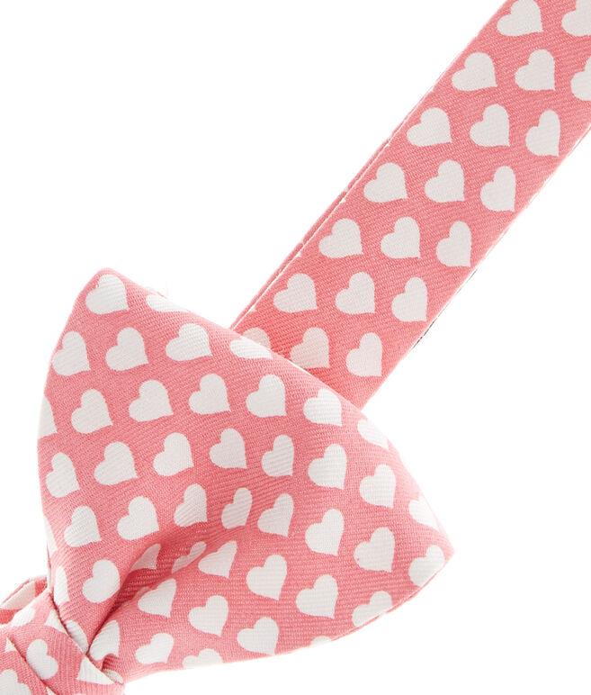 Hearts Bow Tie