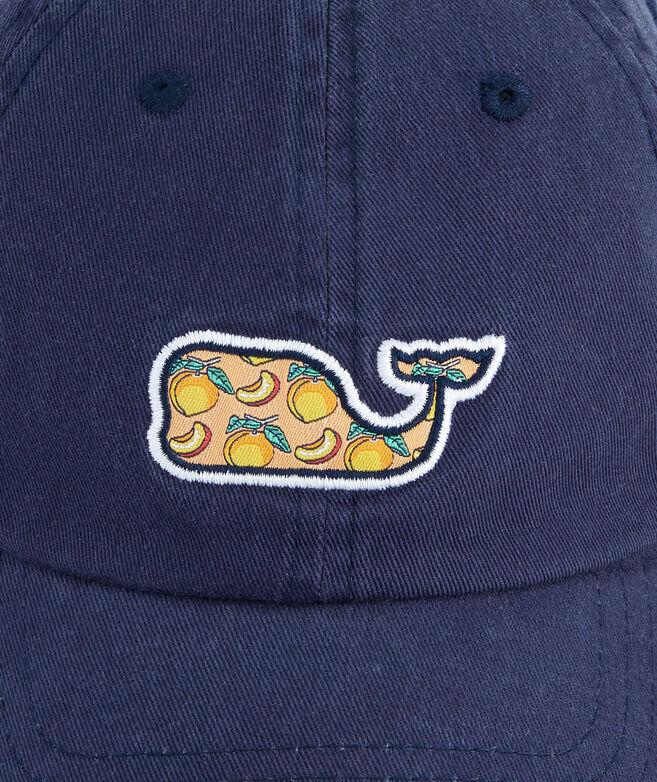 2eee410e06d Savannah Peach Whale Baseball Hat