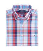 Gunnel Plaid Slim Tucker Shirt