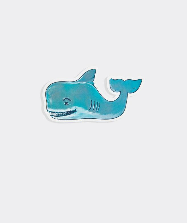vineyard vines X JAWS Shark Whale Sticker