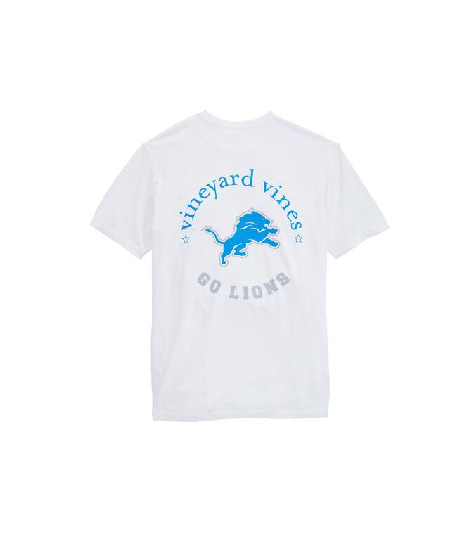 brand new fcf81 6467e Go Detroit Lions T-Shirt