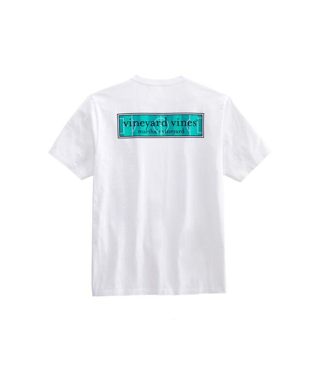 Soccer Box Short-Sleeve Pocket T-Shirt