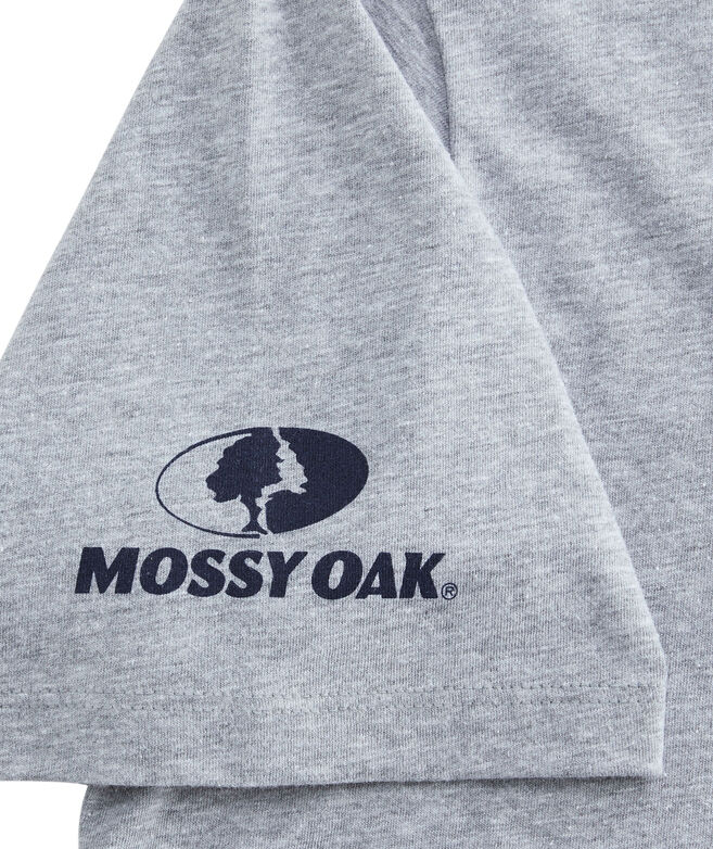 Mossy Oak Break Up Country Whale Fill Pocket Tee