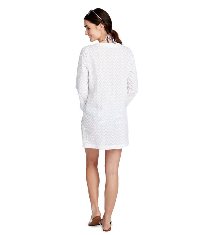Whale Tail Tunic Cover-Up