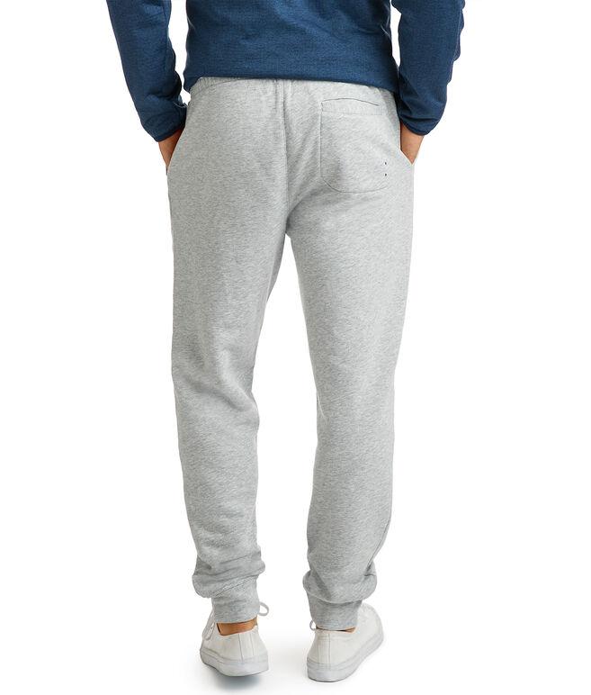 Heathered Jogger Pants