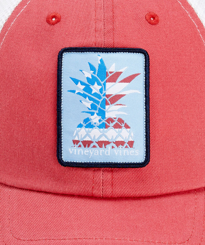 Pineapple Patch Trucker Hat