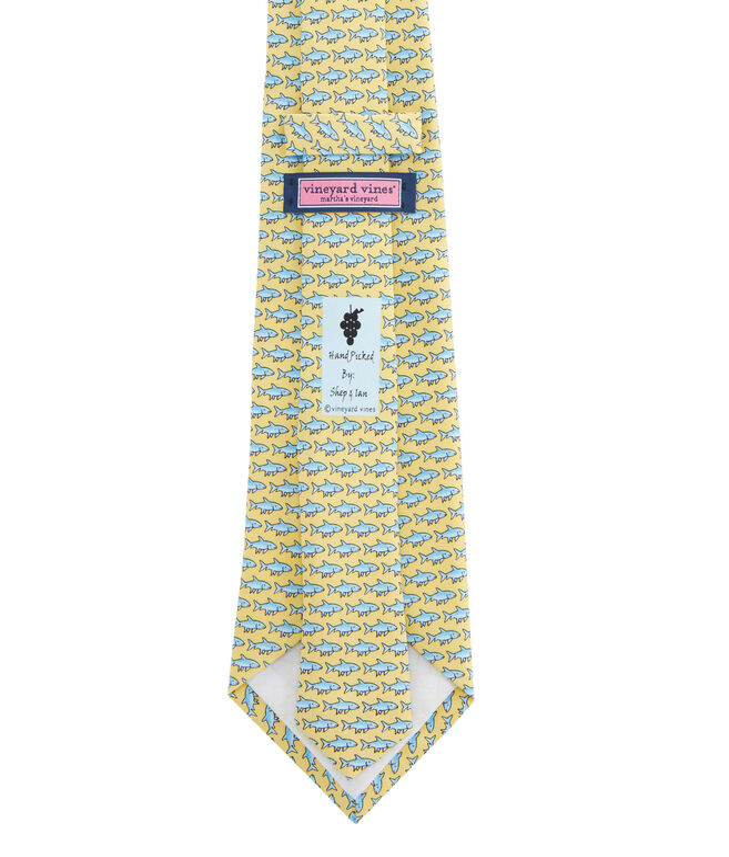 Boys Bonefish Printed Tie