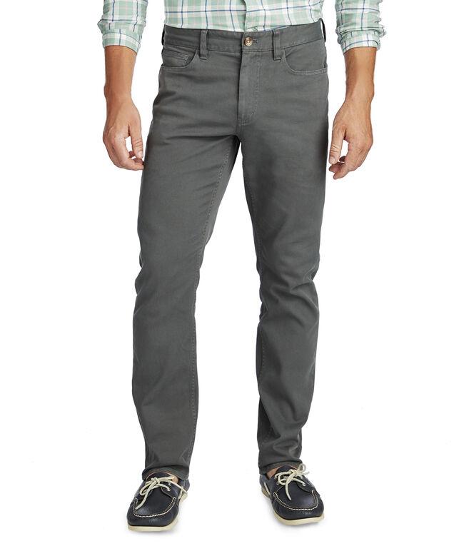 Cavalry Twill 5-Pocket Pants