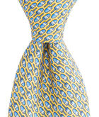 Boys Lobster Buoys Printed Tie