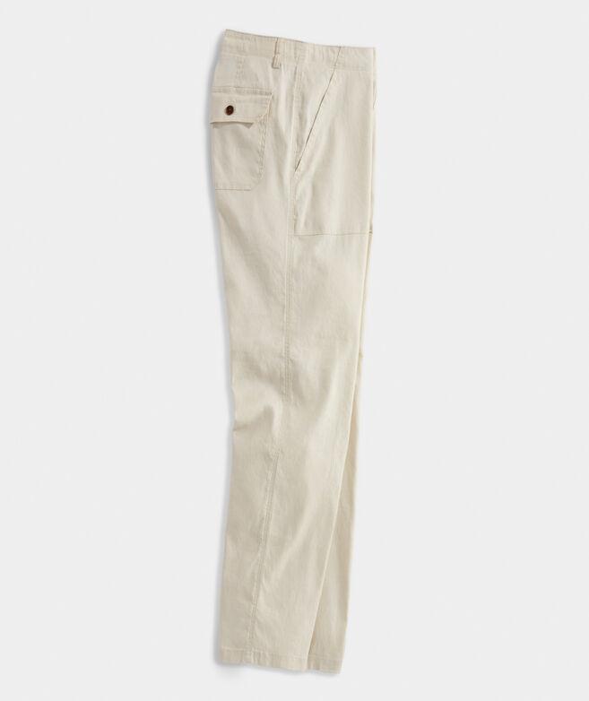 Beach Club Linen Pant