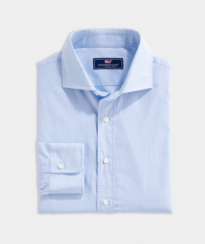 Italian Cotton Greenwich Shirt