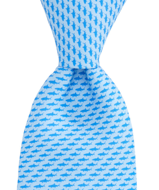 Tonal Bonefish XL Printed Tie