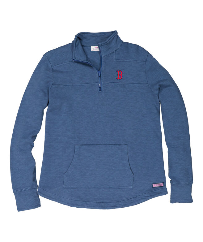 Boston Red Sox Relax Slub Shep Shirt