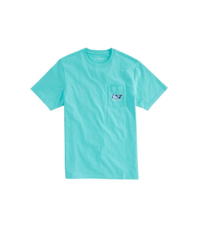 Starfish Whale Fill Pocket T-Shirt