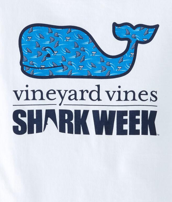 Kids Circling Sharks Whale Fill T-Shirt