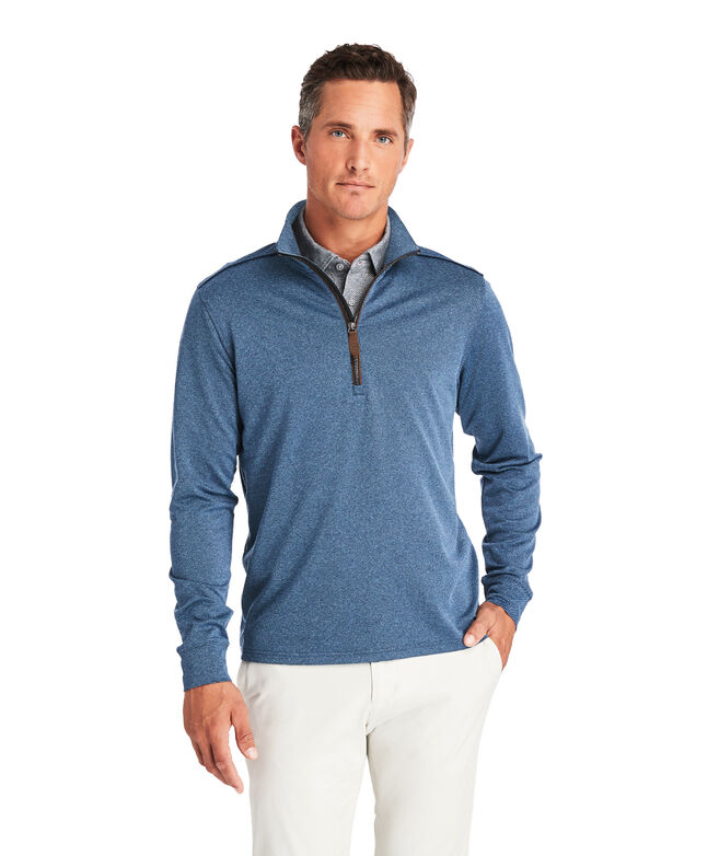 Stevenson Performance 1/2-Zip Pullover