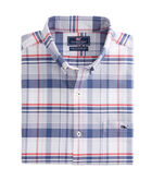 Biras Creek Plaid Slim Tucker Shirt