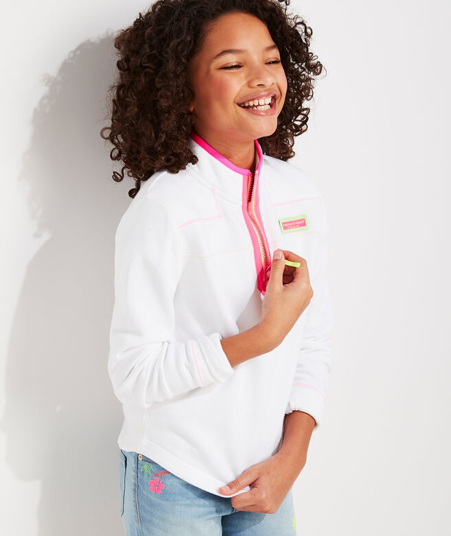 Girls' Neon Pop Shep Shirt