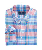 Smith Point Plaid Classic Tucker Shirt