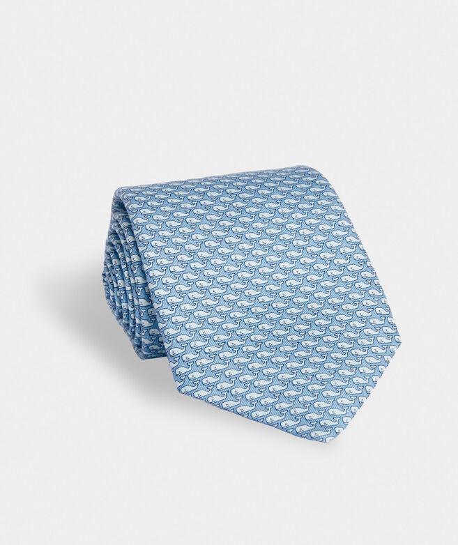 Vineyard Whale Tie