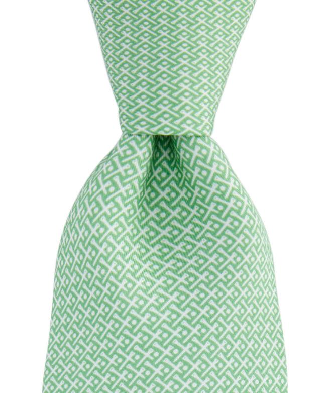 Mini Tees Printed Tie