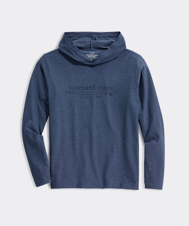 Surf Edgartown Long-Sleeve Hoodie Tee
