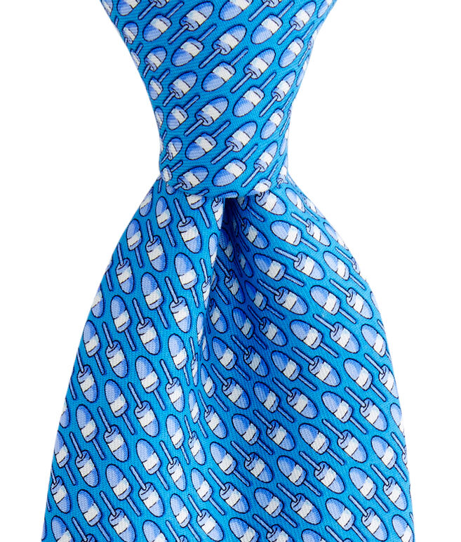 Lobster Buoys Tie