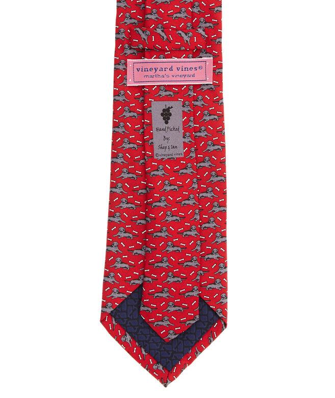Black Labs Tie
