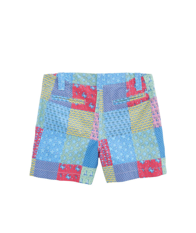 Girls Original Patchwork Every Day Shorts