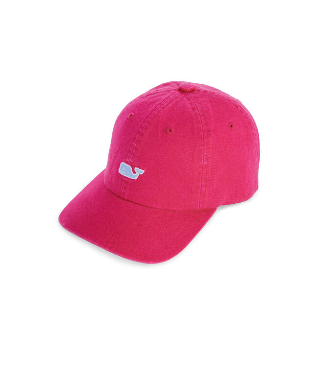 Little Girls Classic Baseball Hat