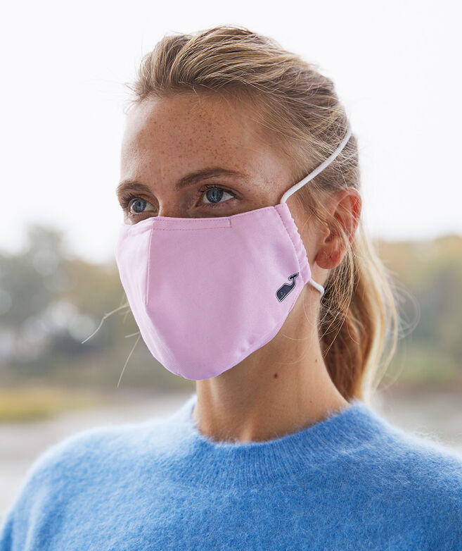 Pink Whale Non-Medical Mask 3-Pack