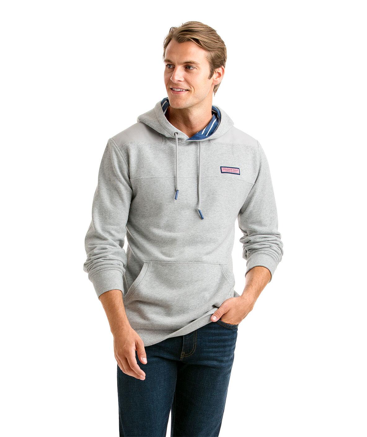Shop Pullover Shep Shirt Hoodie at vineyard vines