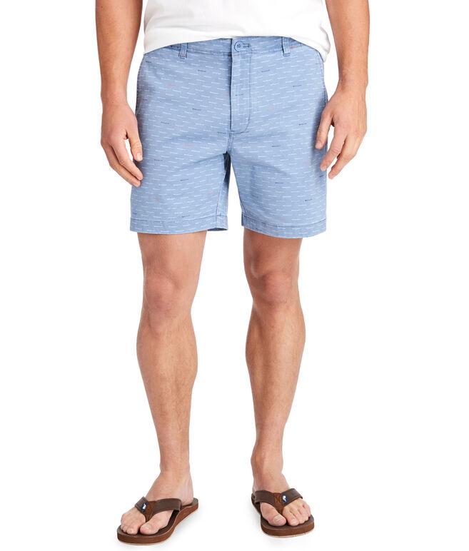 7 Inch Mini Surfboard Island Shorts