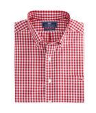 Fireside Gingham Slim Tucker Shirt