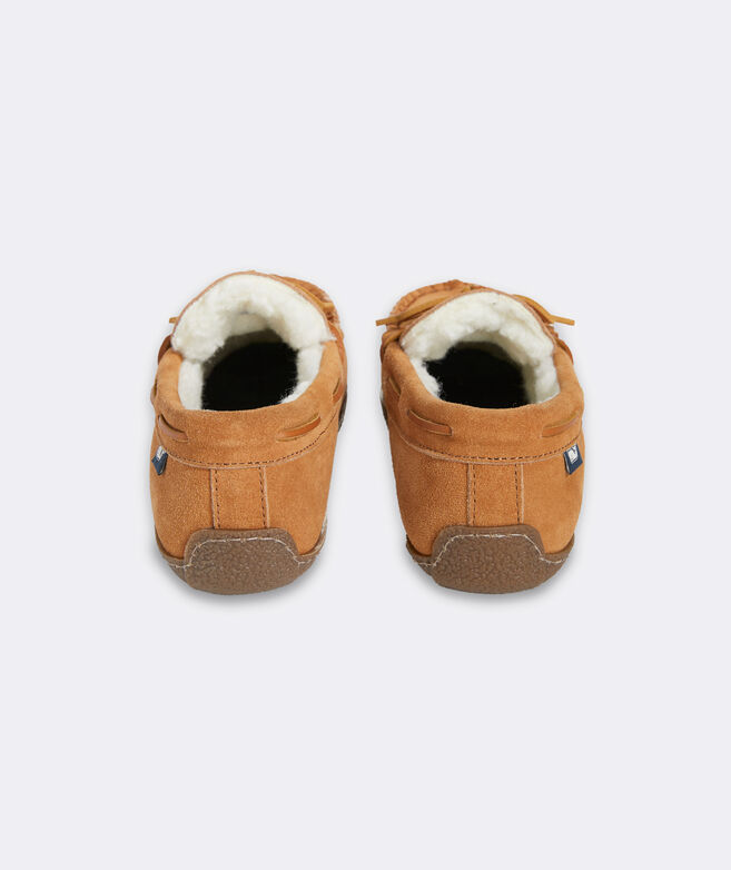 Boys' Blackwatch Slippers