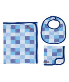 Baby Patchwork Diaper Bag Essentials
