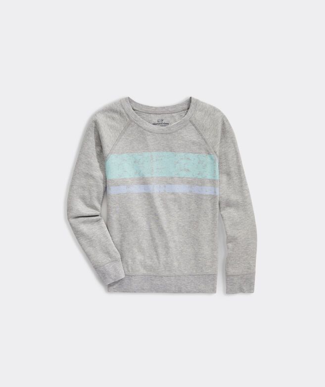 Girls' Dreamcloth Crewneck