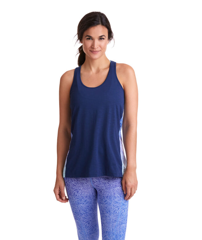 Performance Ombre Monstera Swing Tank